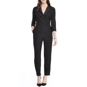 Banana Republic • tuxedo jumpsuit